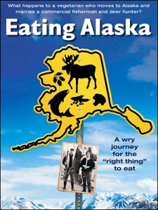 The publicity poster for the movie Eating Alaska