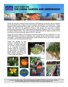 Greenhousefactsheet