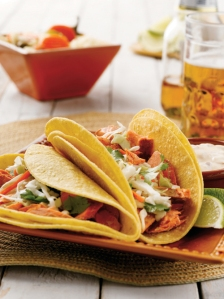Alaska Fish Tacos (photo courtesy of the Alaska Seafood Marketing Institute)