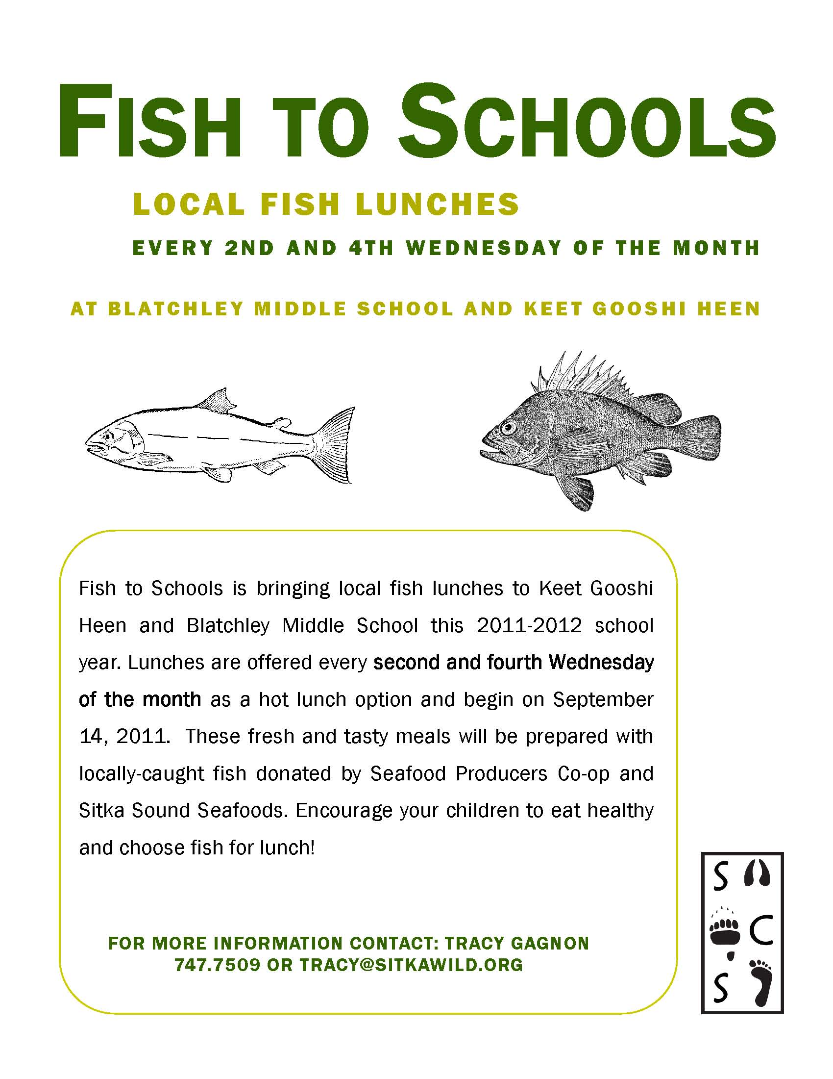 September 2011 sitka local foods network for The fishing school