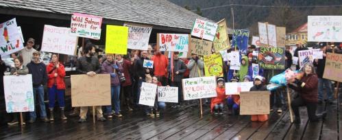 ProtestersOutside