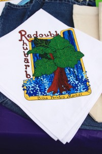 RedoubtRhubarbScarf