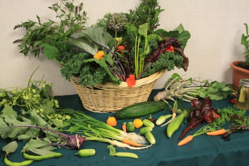 DisplayBasketOfCrops