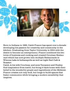 Caleb France Bio