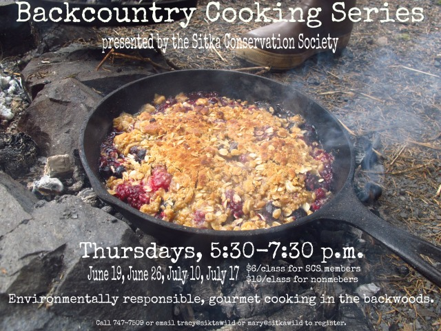 SCS_Backcountry Cooking Series_Summer2014
