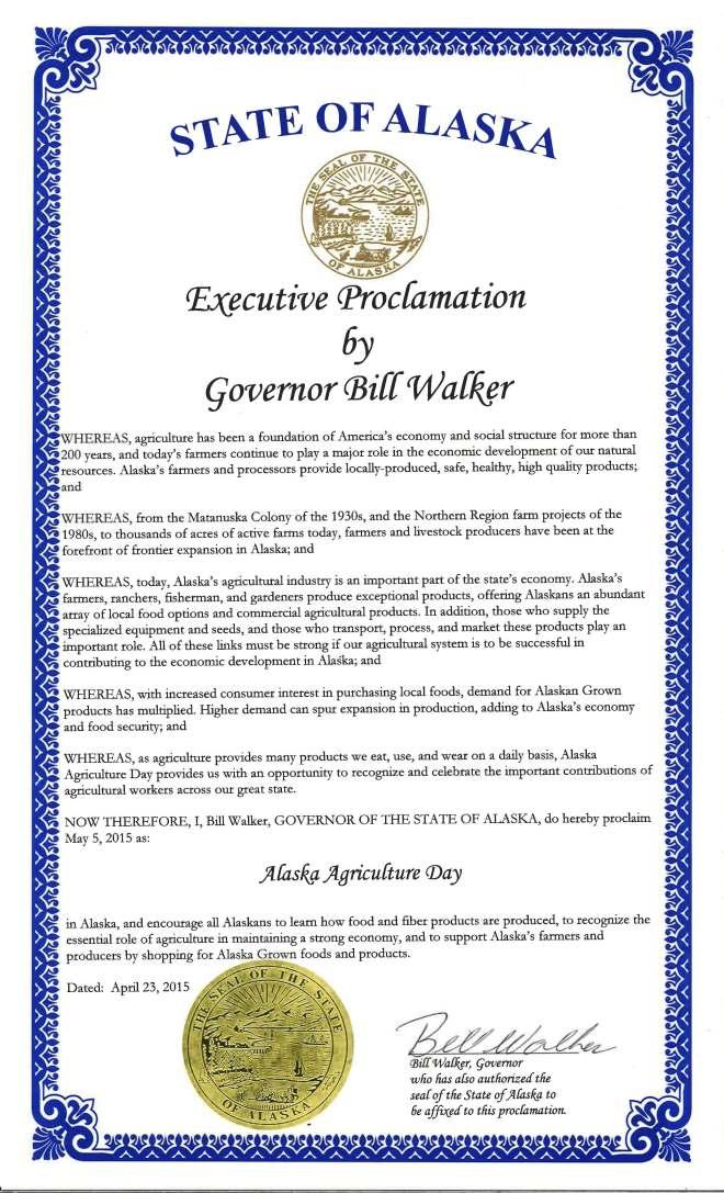 04.22.15 Alaska Agriculture Day