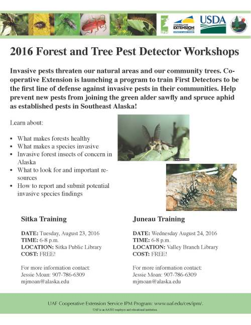 2016 First Detector Training_Southeast