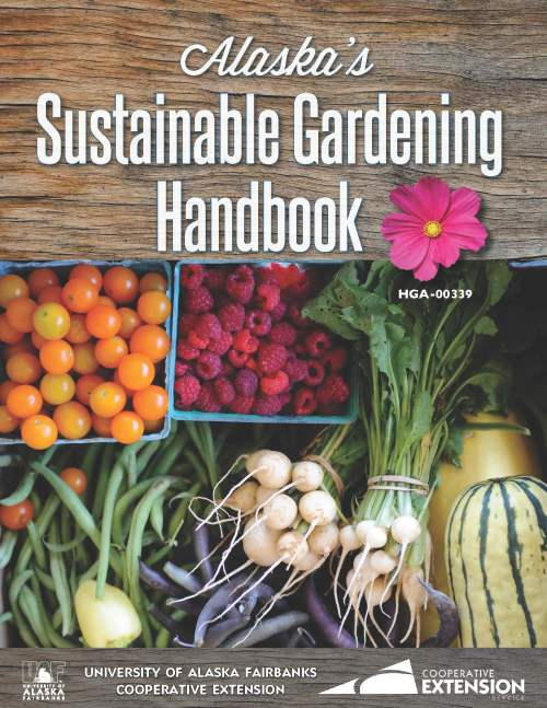 Sustainable Gardening 2015 cover