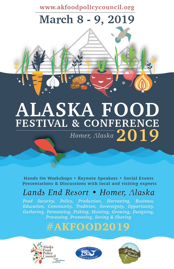 Registration open for Alaska Food Festival and Conference on